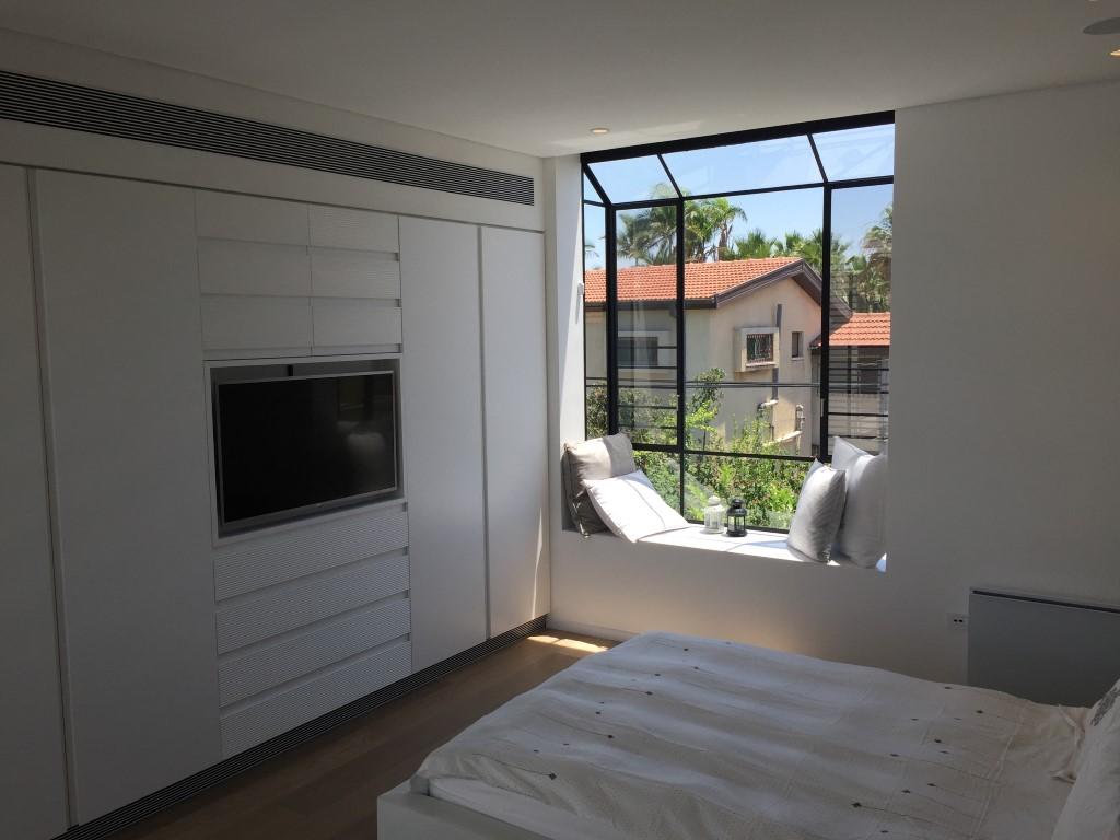 חדר שינה חכם בית חכם