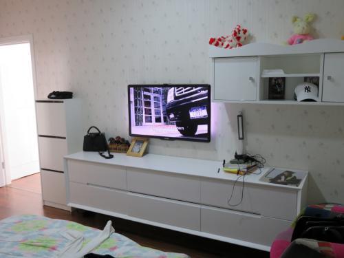 בית חכם חדר שינה הורים