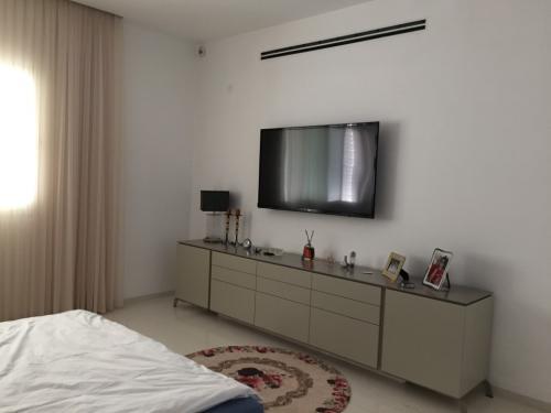 בית חכם חדר שינה