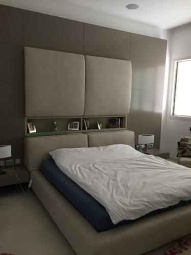 מיטה חדר שינה בית חכם