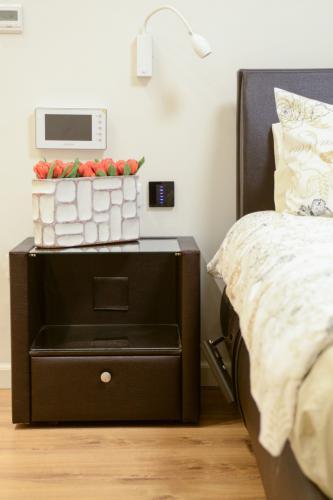 חדר שינה חכם