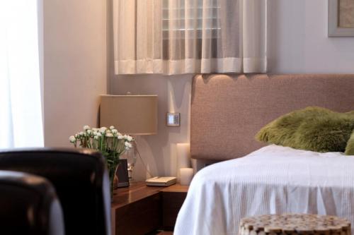 חשמל חכם אודיו מוטיב חדר שינה